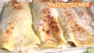 CREPES SALATE RIPIENE | Carlitadolce Cucina - Homemade Crepes