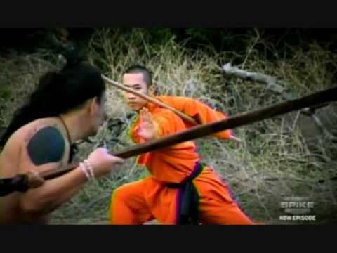 Deadliest Warrior Shaolin Monk vs. Maori. Season 01 Episode 07