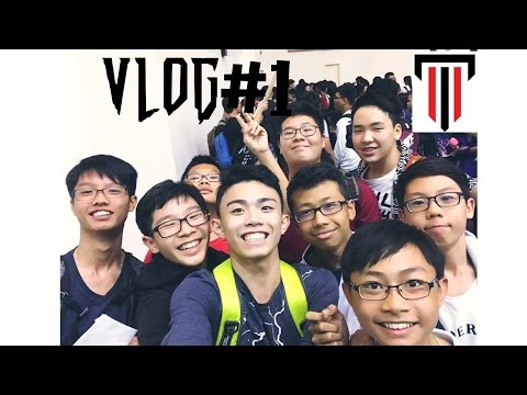 VLOG #1 : 去Taylor University!!