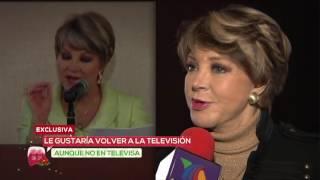 Lolita Ayala tras salida de Televisa