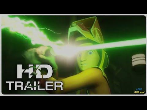 Star Wars Rebels Season 4 Trailer 2 NEW 2017 Disney Animated HD His Son Has Come