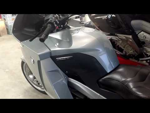 BMW K1200GT Rattling at idle  (Hear it at 1:55)