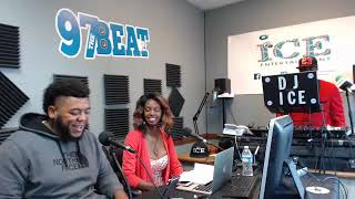 King Dough Interview on 97thebeatfm.com