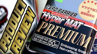 Product Review - KMC Hyper Mat Premium Sleeves
