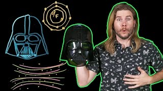 Why Does Darth Vader Breathe Like That? (Because Science w/ Kyle Hill)
