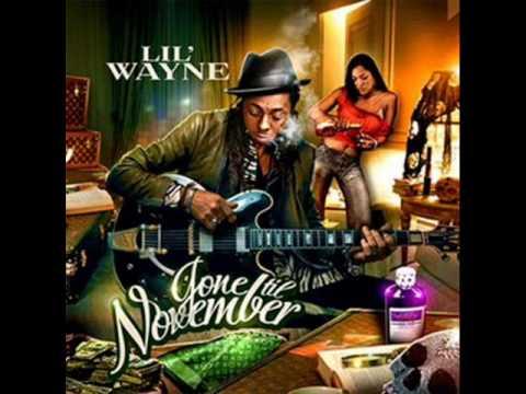 Lil Wayne eat you a ft ludacris  Gone Till November NEW