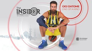 "The Insider EuroLeague Documentary Series: ""Gigi Datome: One-of-a-Kind"""