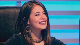 Capítulo: La hermosa Juliana Vásquez cautivó al público con su melodiosa voz