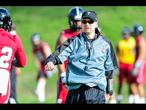 Troy Football Practice Report - March 24, 2015