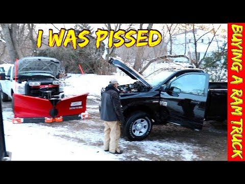 Ram Trucks made me mad - It was the Worst Truck Buying experience Ive had from a car dealer...until