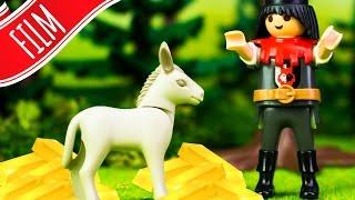 Playmobil Film   Tischlein Deck Dich Teil 3 mit 👨👩👧👦 Familie Sandmann