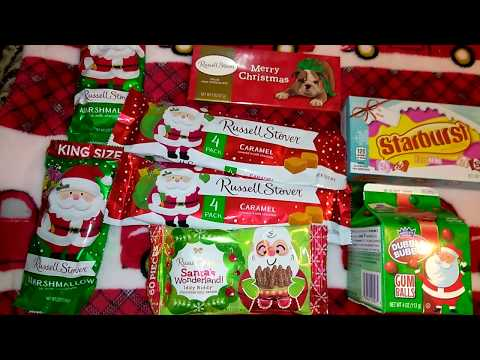 Dollartree Haul, Lots of Cute Christmas Items, November 2019