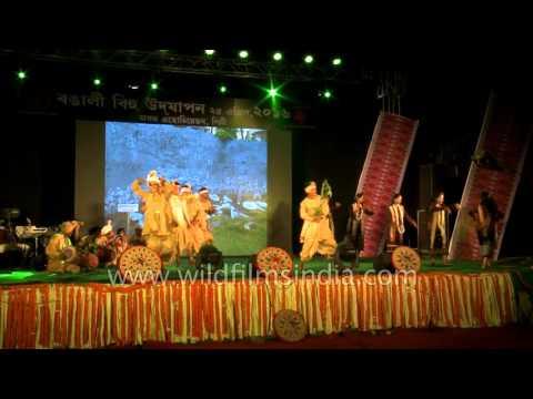 Ahom dance from Assam