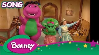 Barney - The Clean Up Song (SONG)