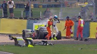 24 Heures du Mans 2018 - Résumé 19h00 - 21h00