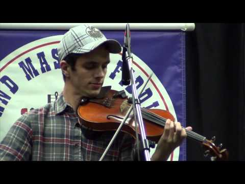 2012 Grand Master Fiddler Open Division - Finals - Tom Fitzgerald