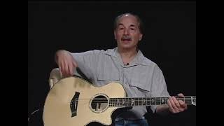 """Sample: """"Essential DADGAD Guitar, #2: Arrangements for Mountain Ballads and Blues"""" by Artie Traum"""