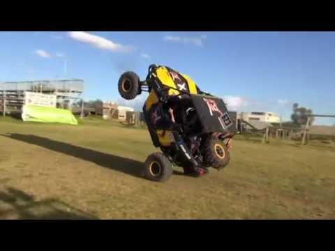 Can Am 1000 Maverick Wheelie At Www.loveday4x4adventures.com