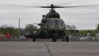 Модернизированные вертолеты Ми-8 впервые обеспечат посадку космонавтов