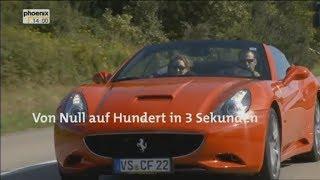 Von Null auf Hundert in 3 Sekunden - Der Traum vom Ferrari