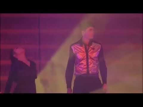 2PM nichkhun ( sexy dance Back to u)