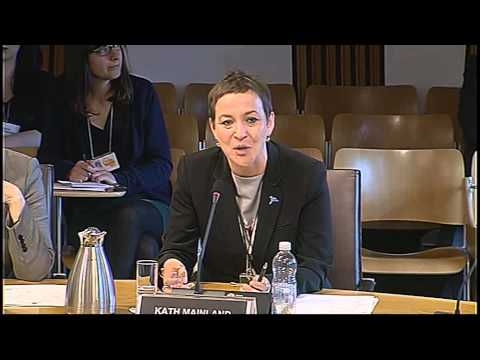Economy, Energy and Tourism Committee - Scottish Parliament: 20th August 2014