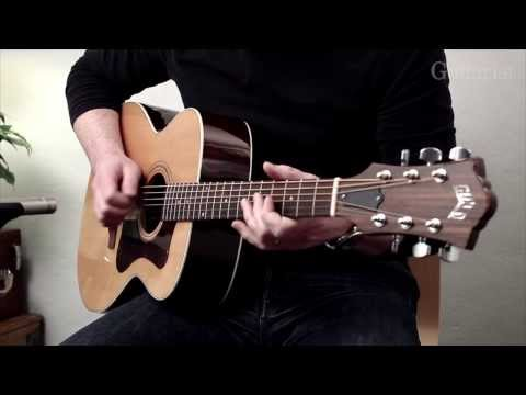 Guild F-30, D-55 & F-512 acoustic guitar review demo