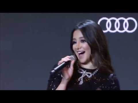 10th Globe Soccer Awards - Aseel Omran & Hamza Hawsawi