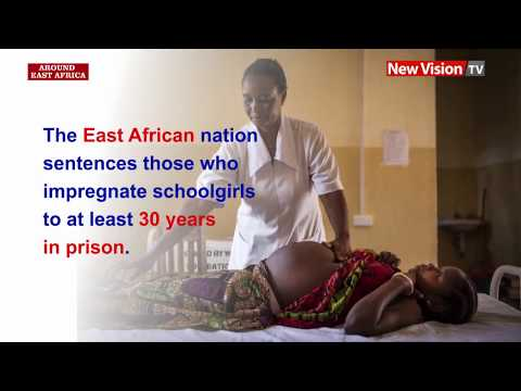 Around East Africa - Pregnant school girls arrested in Tanzania