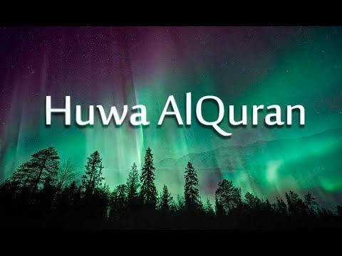 Maher Zain - Huwa Al Quran English Lyrics