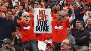 Syracuse vs. Duke Hype Video