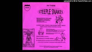 """Steeple Snakes - """"Lata Mangeshakar Says She Regrets Nothing!"""" (45 RPMs)"""