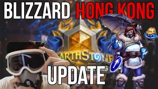 Blizzard & Hong Kong Update: Boycotts, Protests, Bans & Freedom of Speech