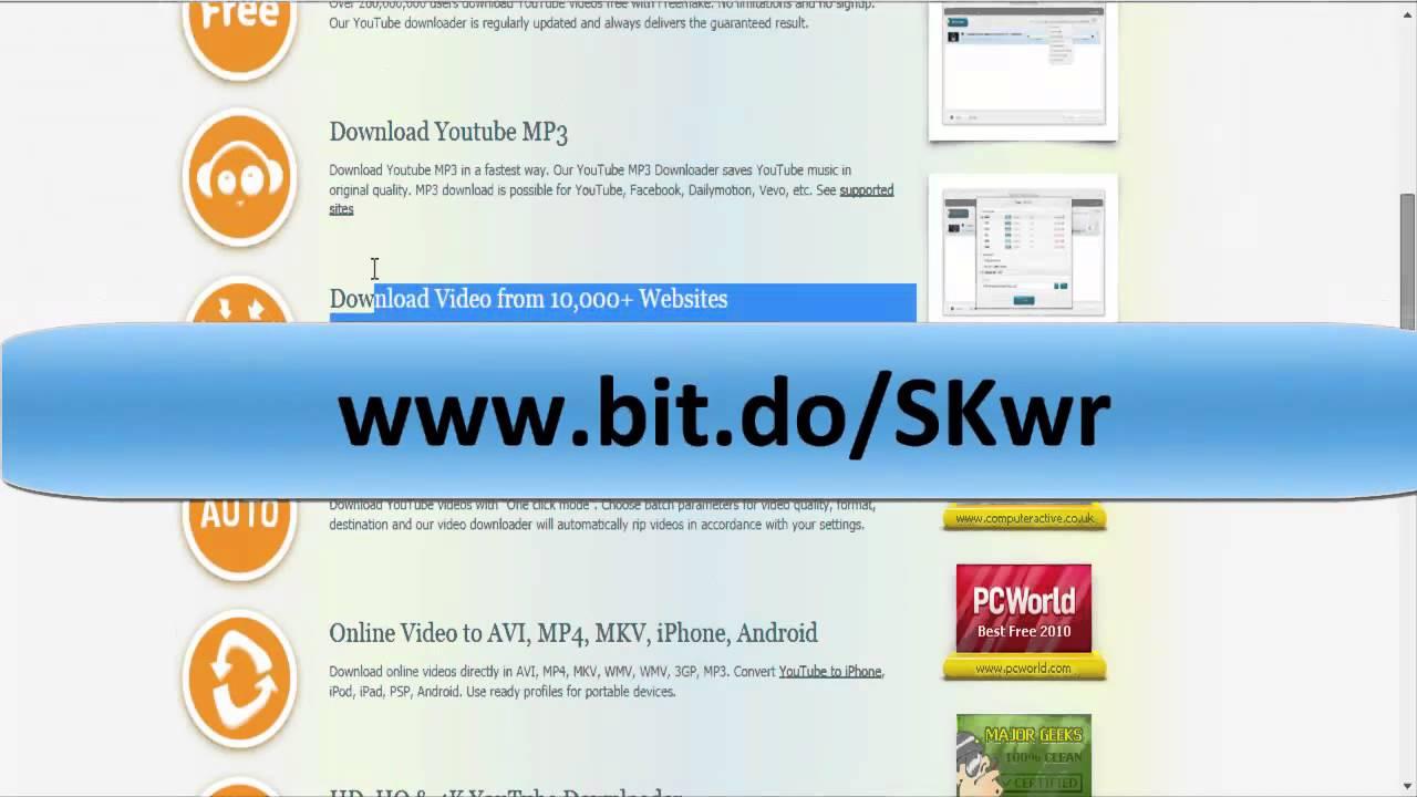 download youtube downloader mp3 free full version