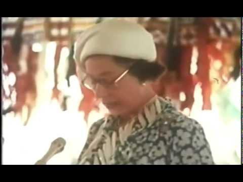 Royal Visit to Tuvalu