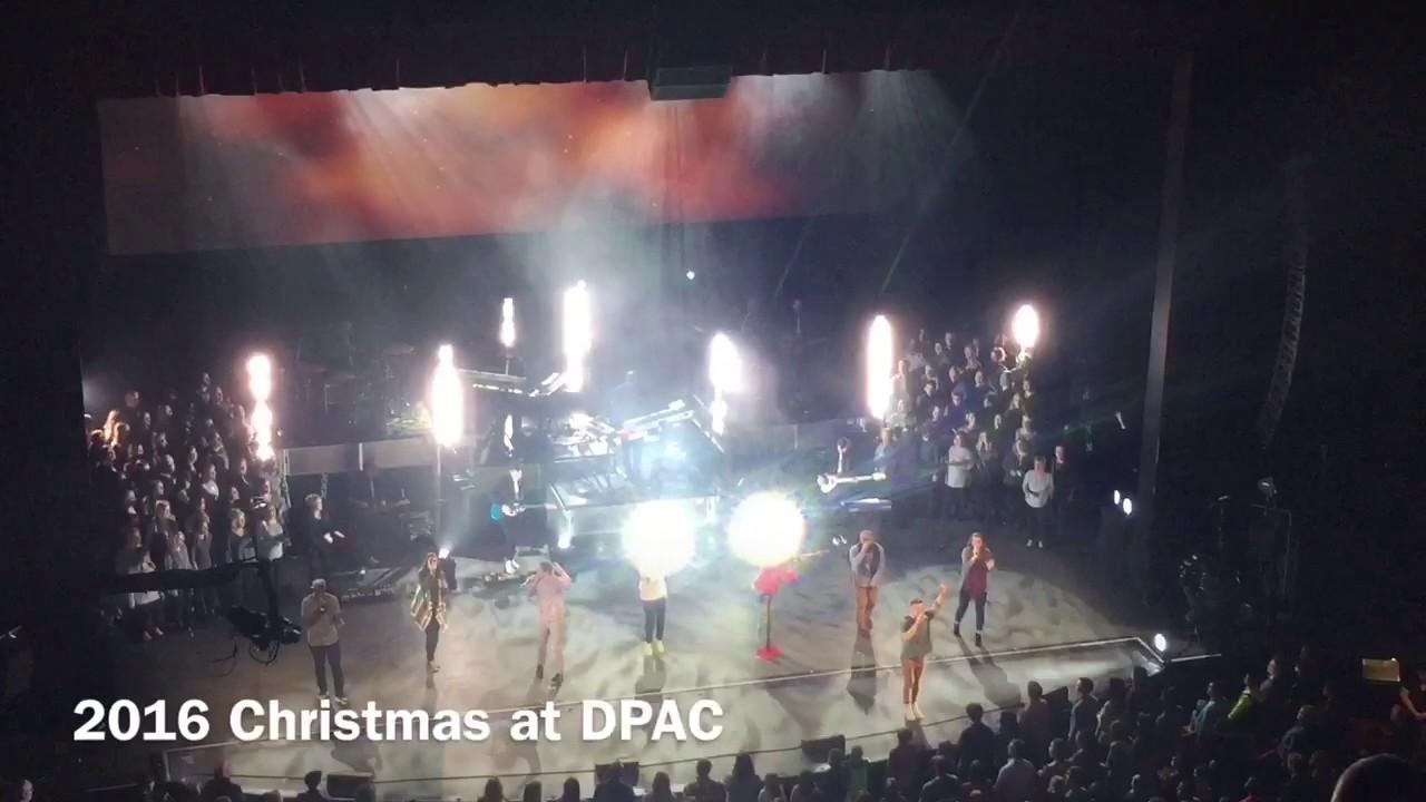 Summit Church Christmas At Dpac 2020 Christmas at DPAC 2016 | The Summit Church | Durham, NC   YouTube