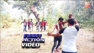 New Comedy and Action Happy New Year 2020 Ramavtar Nishad