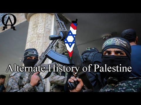 Alternate History Of Modern Palestine (Alt History)