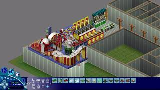 Sims 1: SariaFan93's House Builds (Vacation Resort)