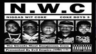French Montana - Headquarter Ft. Chinx Drugz & Red Cafe (Coke Boys 3)