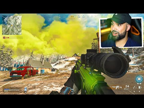 MY FIRST WIN!! - Call of Duty Warzone (Battle Royale)