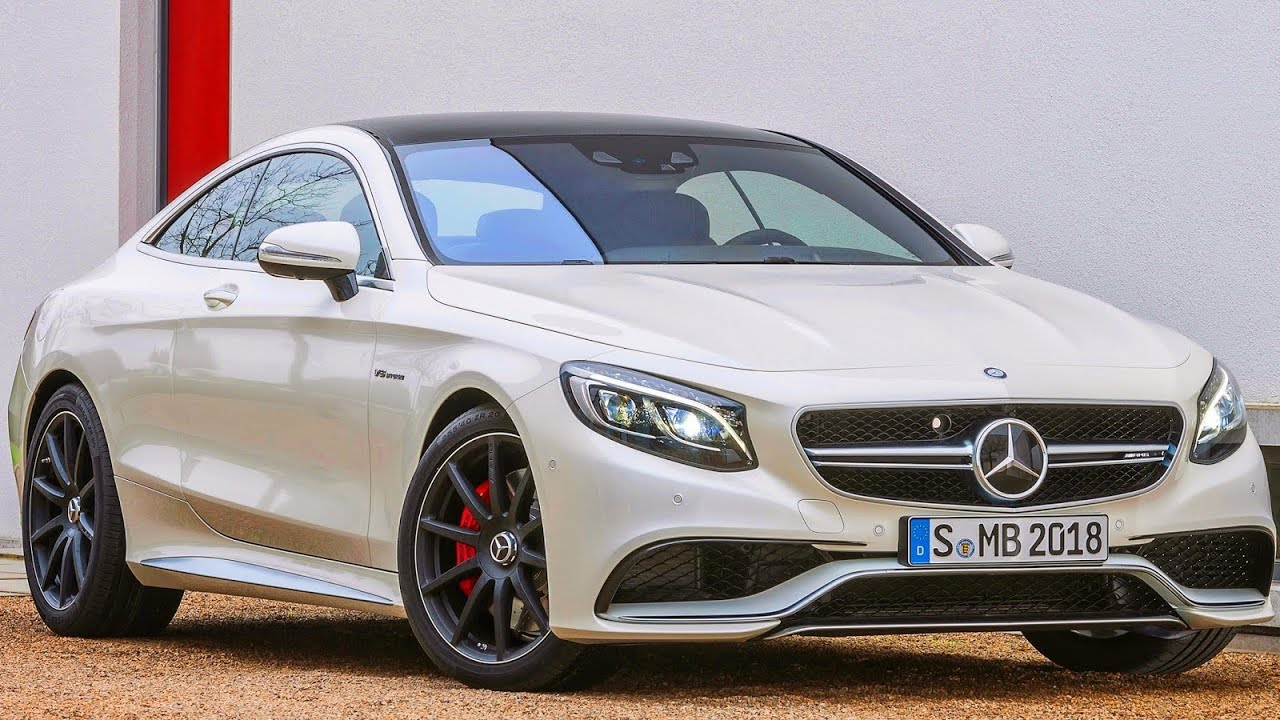 Mercedes benz s 63 amg coupe 2015 4matic 5 5 v8 biturbo for Mercedes benz v8 amg