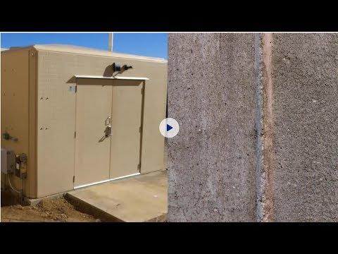 Fiberglass Vs Concrete Shelters