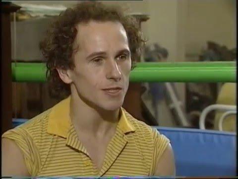 Wayne Sleep - interview - Afternoon plus - 1983