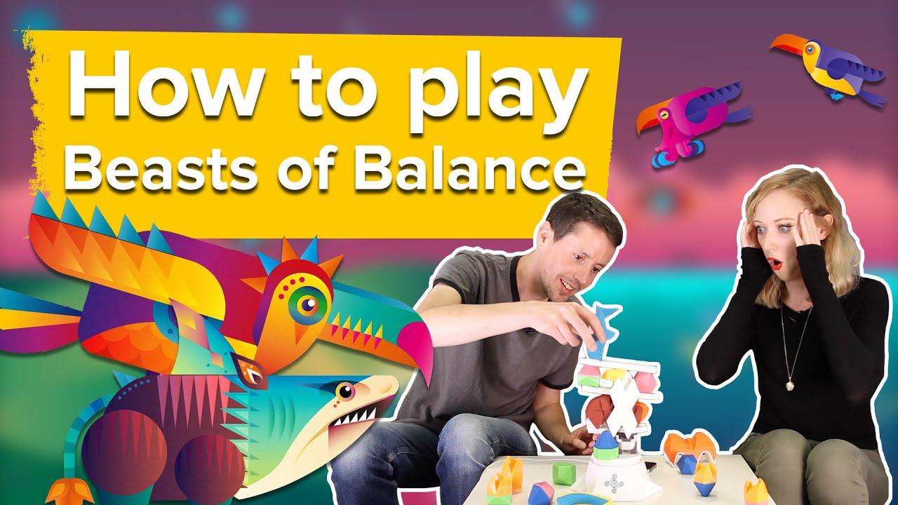 Spiel Balance
