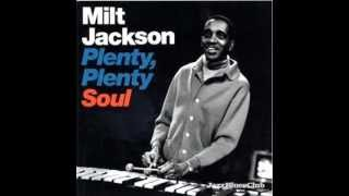Milt Jackson - The Song Is Ended
