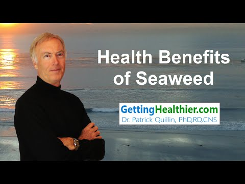 Health Benefits of Seaweed