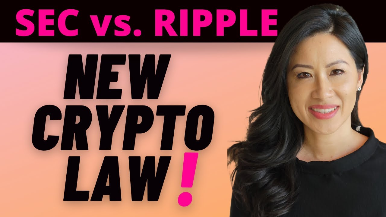Download Attorney Thien-Vu Hogan TAKES OVER! New Crypto Legislation Could Affect the SEC v. Ripple Lawsuit!