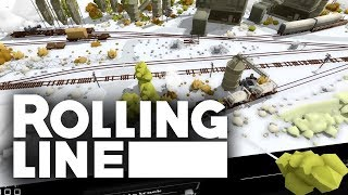 Rolling Line - PC Gameplay