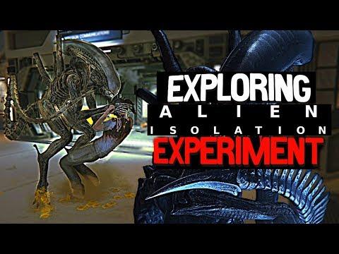 Alien Isolation - Full Map Exploration (EXPERIMENT)